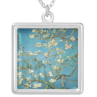 Blossoming Almond Tree - Vincent van Gogh Necklace