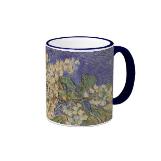 Blossoming Chestnut Branches by Vincent van Gogh Mugs