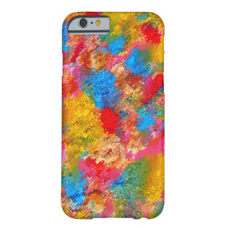 Blossoming Flower Field iphone mobile design Barely There iPhone 6 Case