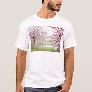 Blossoming Magnolia Trees T-Shirt