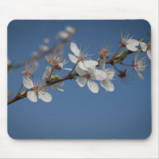 Blossoming Sloe Mouse Mat