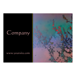 Blossoms Abstract Elegance Business Card