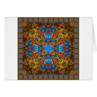 Blossoms and Sky by Elypsis_Art G958B Greeting Card