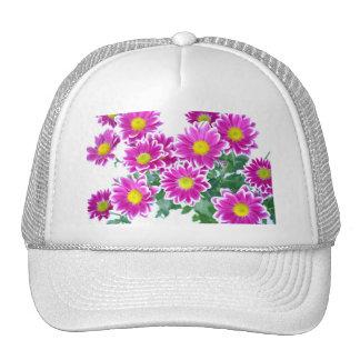 Blossoms Aziza Garden Whimsy Mesh Hat
