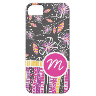 Blossoms & Bouquet Floral Barely There iPhone 5 Case