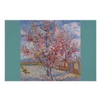 Blossoms Gogh Tree Flower Vines Love Peace Destiny