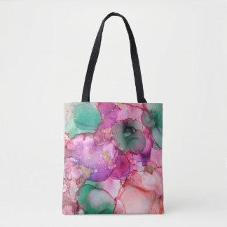 Blossoms - Inkwork by Karen Ruane Tote Bag