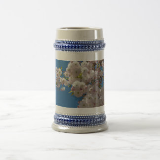 BLOSSOMS MOTHER'S DAY GIFTS STEIN 55 Flowers Beer Steins