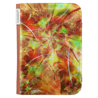 Blossoms of new Caseable Case Kindle Keyboard Covers