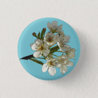 Blossoms of Rebirth 3 Cm Round Badge