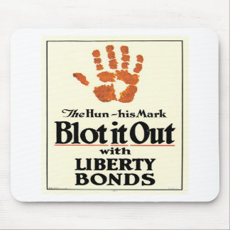 Blot It Out World War 2 Mouse Pad