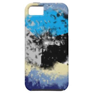 blotch1 tough iPhone 5 case