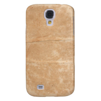 Blotched Beige Paper Texture iPhone 3G Case Galaxy S4 Cover