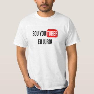 Blouse I AM a YOUTUBER, I SWEAR! T-Shirt