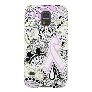 Blow Away Breast Cancer Galaxy S5 Case