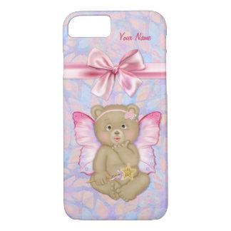 Blow Kiss Fairy Bear Fantasy iPhone 7 Case