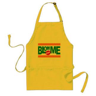 Blow Me apron - choose style & color