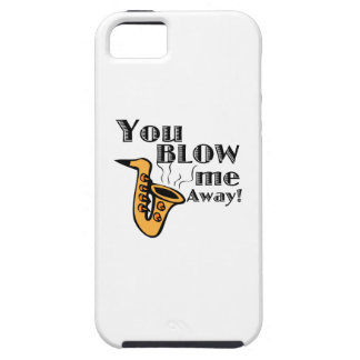 Blow Me Away iPhone 5 Covers