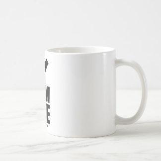 Blow Me Basic White Mug