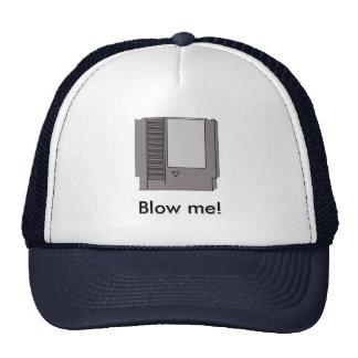 Blow me! cap