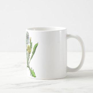 Blow Me Dandelion Coffee Mug