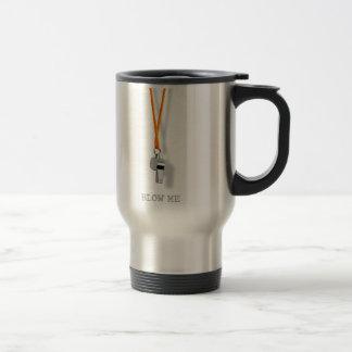 Blow Me Coffee Mugs