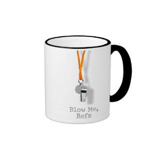 Blow Me, Refs Mug