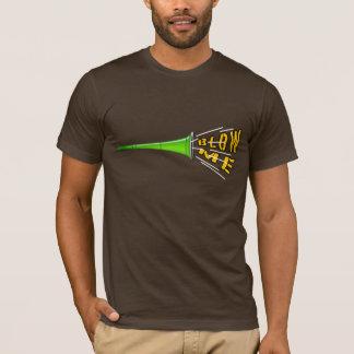 Blow Me Vuvuzela Funny Custom T Shirt