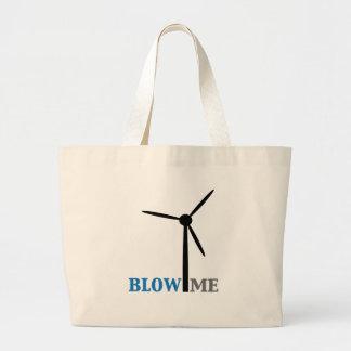 blow me wind turbine bag