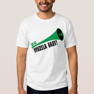 Blow My Vuvuzela Baby T Shirt
