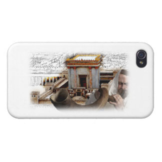 Blow the Shofar in Zion iPhone 4/4S Cases