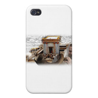 Blow the Shofar in Zion iPhone 4 Covers