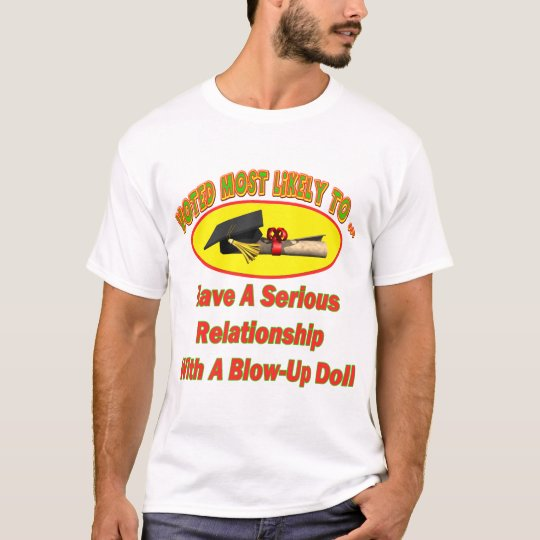 Blow-Up Doll Relationship T-Shirt