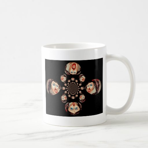 Blow-Up Frenzy! Coffee Mugs