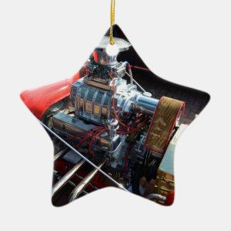 Blower V8 Christmas Ornament