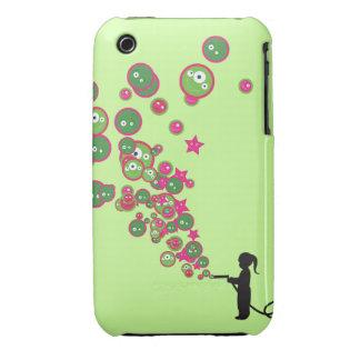 Blowing Bubbles Case-Mate iPhone 3 Case
