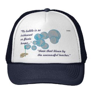 Blowing Bubbles Trucker Hats