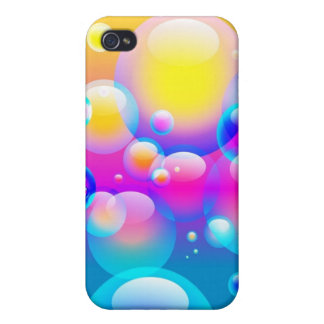 Blowing Bubbles I iPhone 4 Speck Case Case For iPhone 4