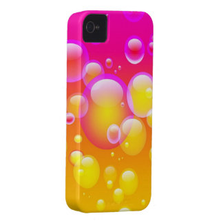 Blowing Bubbles II iPhone 4 Case