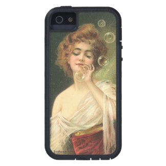 Blowing Bubbles iPhone 5 Cases