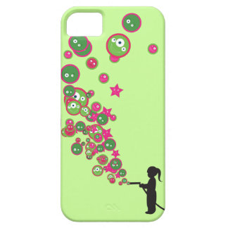 Blowing Bubbles iPhone 5 Covers