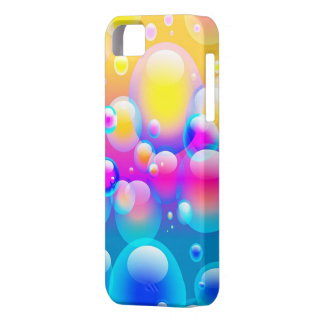 Blowing Bubbles V iPhone 5 Case