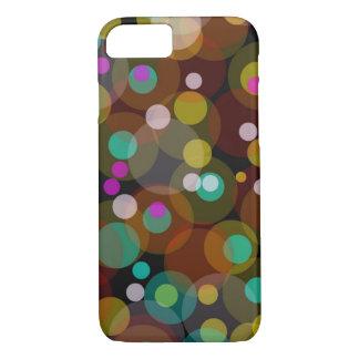 Blowing Colorful Bubbles iPhone 7 Case