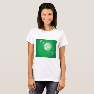 Blowing Dandelion T-Shirt