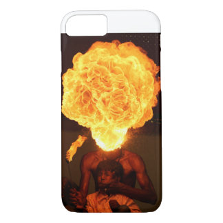 Blowing Fire iPhone 7 Case