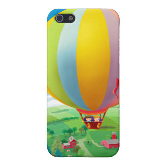 Blowing In The Wind iPhone 5 Covers