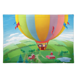 Blowing In The Wind Placemat