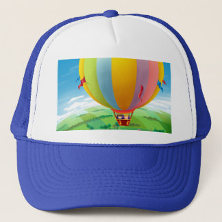 Blowing In The Wind Trucker Hat