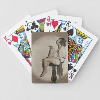 Blowing Smoke 1922 Poker Deck