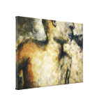 blowing smoke gallery wrapped canvas